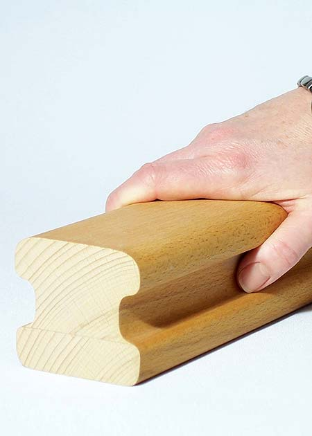 Handlaeufe Holz HR13