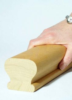 Handlaeufe Holz HR15