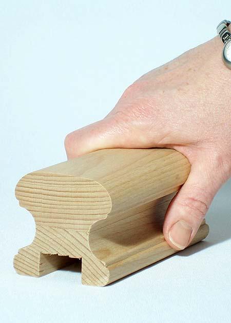 Handlaeufe Holz HR18