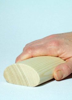 Handlaeufe Holz HR34