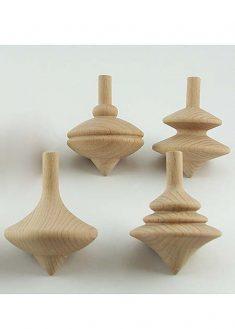 Holz Kreisel 02